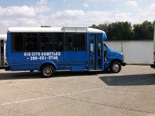 Bus, Special Event Transportation in Peoria, IL